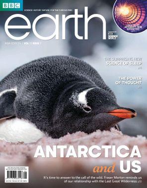 BBC Earth September 2018 Magazine