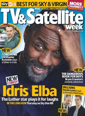 TV & Satellite Week March 24, 2018 Magazine