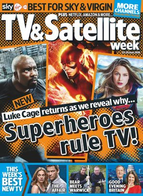 TV & Satellite Week June 23, 2018 Magazine