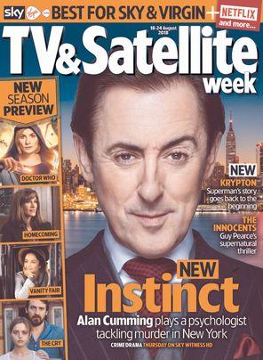 TV & Satellite Week August 18, 2018 Magazine