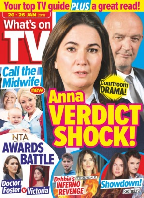 What's on TV January 20,2018 Magazine