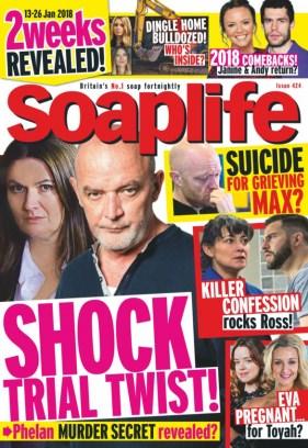 Soaplife January 13,2018 Magazine