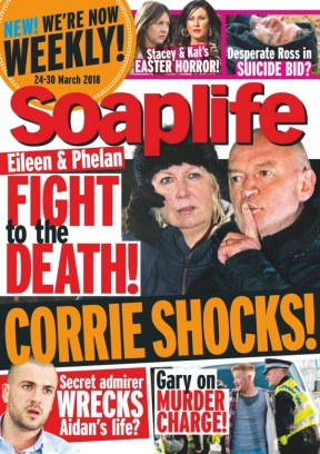 Soaplife March 24, 2018 Magazine