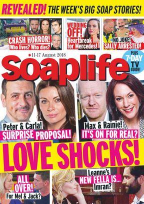 Soaplife August 11, 2018 Magazine