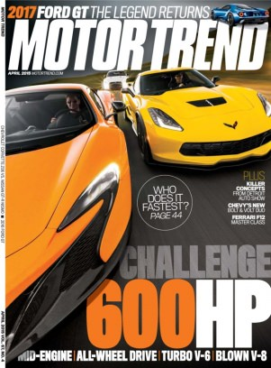 motor trend magazine april 2015 issue get your digital copy