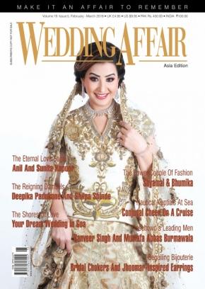 Wedding Affair February - March 2018 Magazine