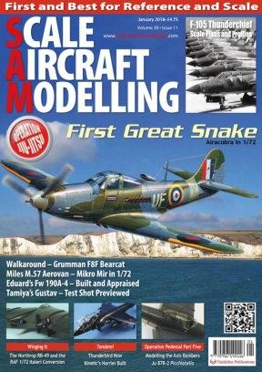 Scale Aircraft Modelling January 2018 Magazine