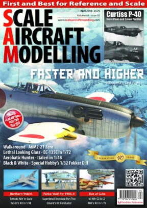 Scale Aircraft Modelling April 2018 Magazine