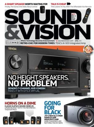 Sound & Vision April 2018 Magazine
