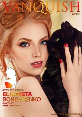 Vanquish Magazine May 2018 – Elizaveta Bondarenko Magazine