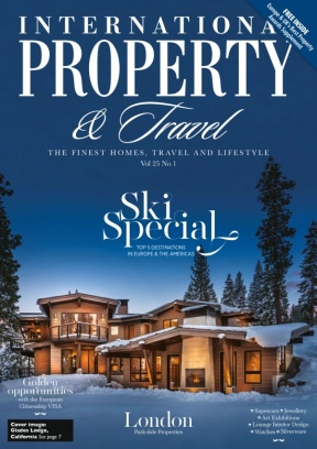 International Property & Travel Volume 25 Number 1 Magazine