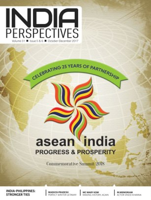 India Perspectives October-December 2017 Magazine