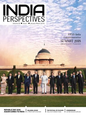 India Perspectives  January-March 2018 Magazine