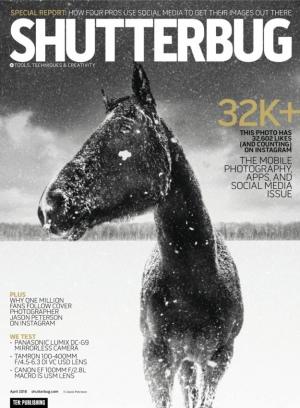 Shutterbug April 2018 Magazine