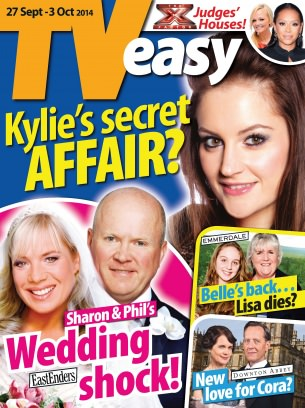 TVeasy September 27, 2014 Magazine