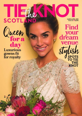 Tie the Knot Scotland March - April 2018 Magazine