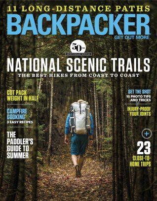 Backpacker June 2018 Magazine