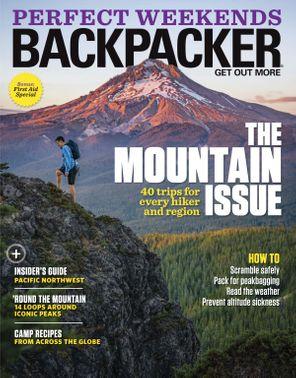 Backpacker September 2018 Magazine
