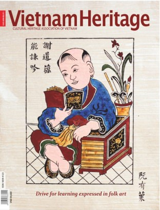Vietnam Heritage February - March 2018 Magazine