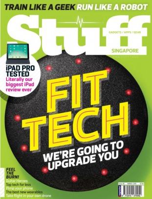 Stuff Singapore March 2016 Magazine