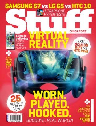 Stuff Singapore June 2016 Magazine