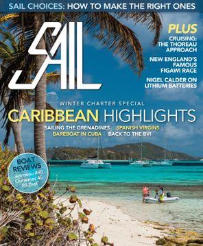 Sail October 2018 Magazine