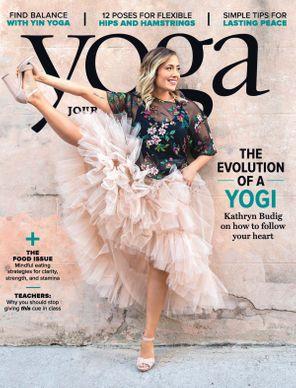Yoga Journal July - August 2018 Magazine