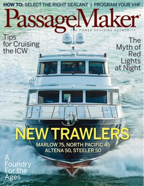 Passage Maker October 2018 Magazine
