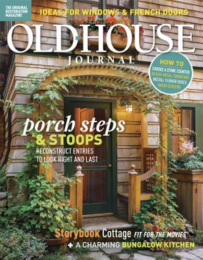 Old House Journal July - August 2018 Magazine