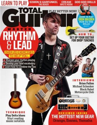 Total Guitar April 2018 Magazine