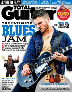 Total Guitar July 2018 Magazine