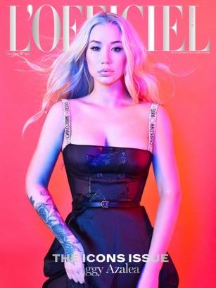 L'OFFICIEL Singapore December 2017 - January 2018 Magazine