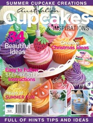 Australian Cupcakes and Inspirations Volume 5 No 1 Magazine