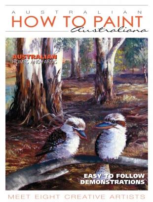 Australian How To Paint Issue 24 Magazine