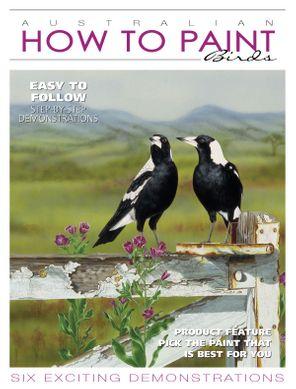Australian How To Paint Issue 26 Magazine