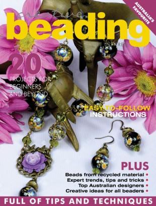 Creative Beading Vol 15 No 1 Magazine