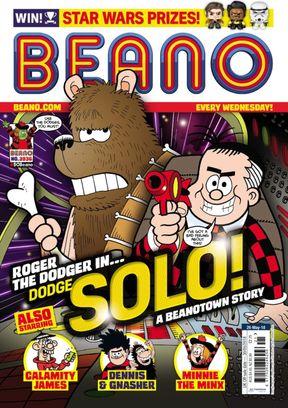 The Beano May 26,2018 Magazine