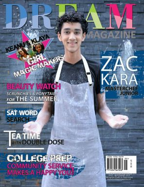 DREAM TEEN Magazine July|August|September 2018 Summer Magazine