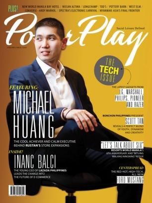 PowerPlay Magazine Volume 2 Issue 3 Magazine
