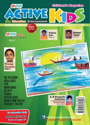 Active Kids October 2016 Magazine
