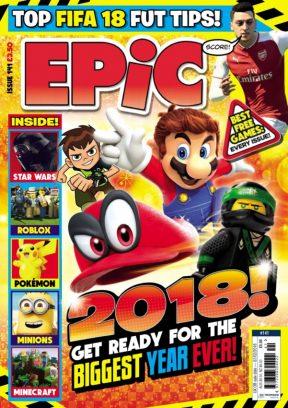 Dennis the Menace and Gnasher's Epic Magazine Issue 141 Magazine