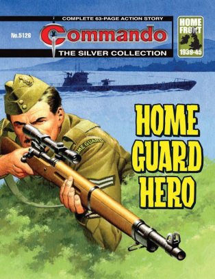 Commando Issue 5126 Magazine