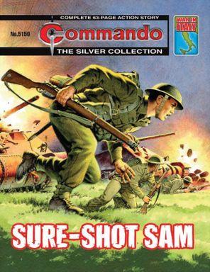 Commando Issue 5150 Magazine