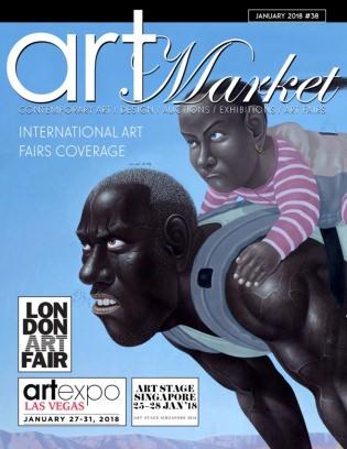 Art Market Issue #38 January 2018 Magazine