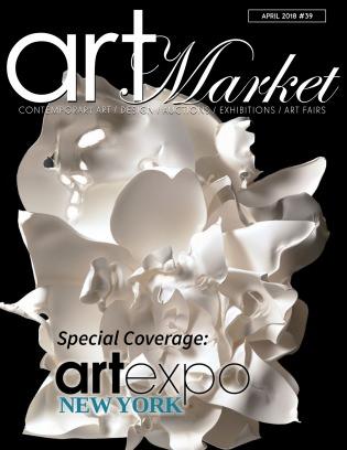Art Market Issue #39 April 2018 Magazine