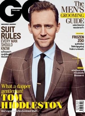 GQ Thailand May 2017 Magazine