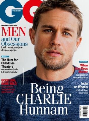 GQ Thailand July 2017 Magazine