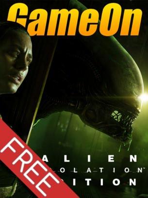 GameOn Special Edition Magazine Alien: Isolation Special Edition Magazine