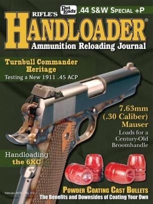 Handloader February - March 2018 Magazine