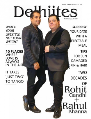 Delhiites Lifestyle Magazine March 2018 Magazine